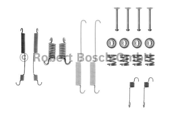Kit d'accessoires, mâchoire de frein - BOSCH - 1 987 475 072
