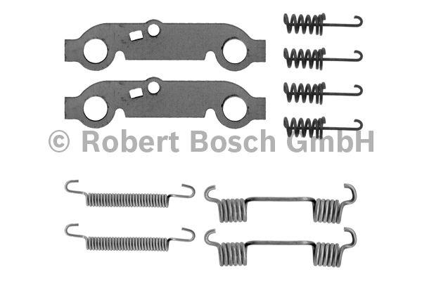 Kit d'accessoires, mâchoires de frein de stationnement - BOSCH - 1 987 475 076