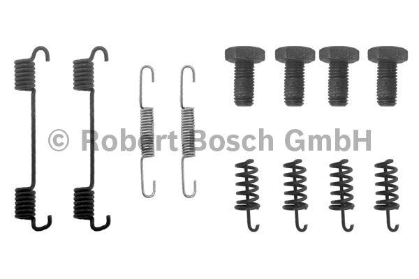 Kit d'accessoires, mâchoires de frein de stationnement - BOSCH - 1 987 475 077