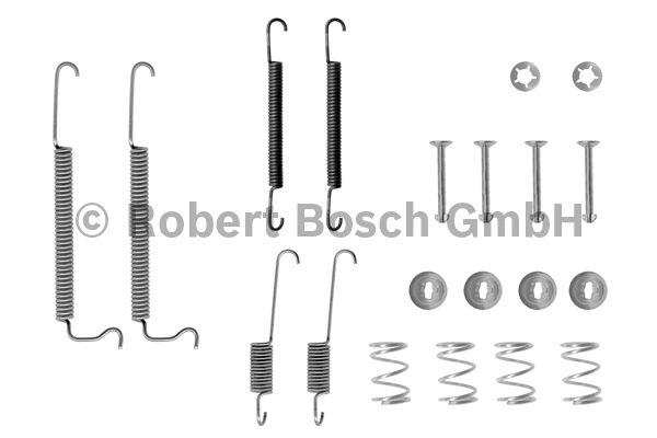 Kit d'accessoires, mâchoire de frein - BOSCH - 1 987 475 081