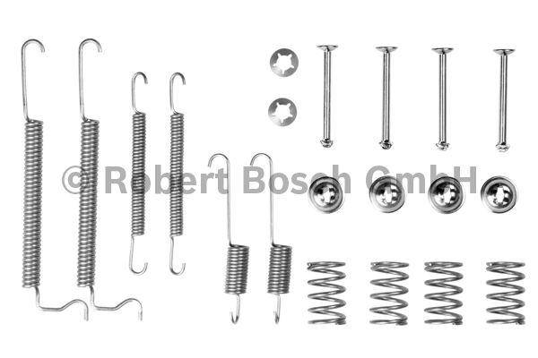 Kit d'accessoires, mâchoire de frein - BOSCH - 1 987 475 082