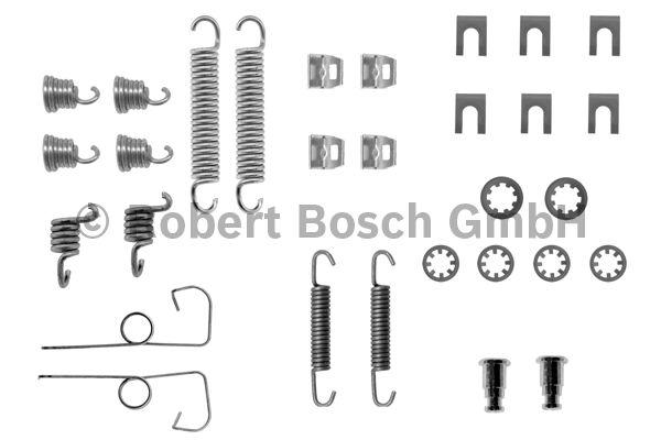 Kit d'accessoires, mâchoire de frein - BOSCH - 1 987 475 086