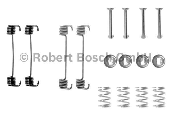Kit d'accessoires, mâchoires de frein de stationnement - BOSCH - 1 987 475 087