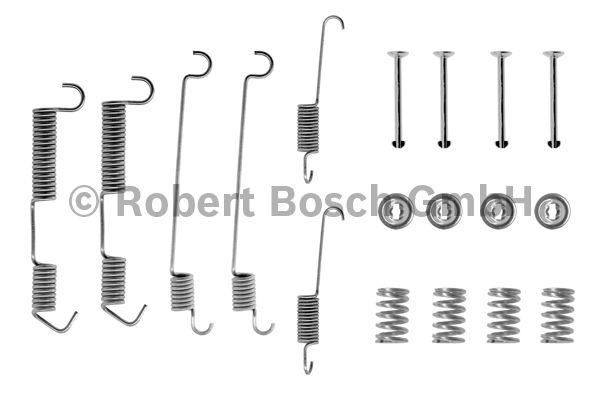 Kit d'accessoires, mâchoire de frein - BOSCH - 1 987 475 089