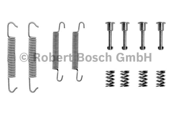 Kit d'accessoires, mâchoires de frein de stationnement - BOSCH - 1 987 475 090