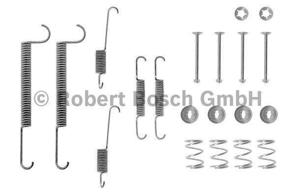 Kit d'accessoires, mâchoire de frein - BOSCH - 1 987 475 098
