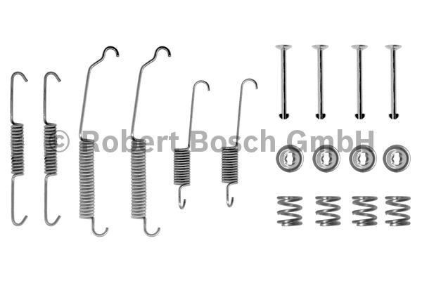 Kit d'accessoires, mâchoire de frein - BOSCH - 1 987 475 099