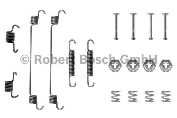 Kit d'accessoires, mâchoire de frein - BOSCH - 1 987 475 101