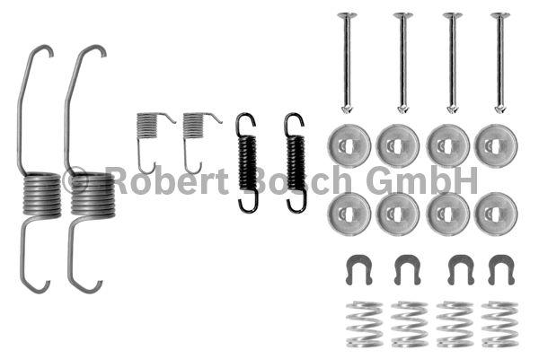 Kit d'accessoires, mâchoire de frein - BOSCH - 1 987 475 106