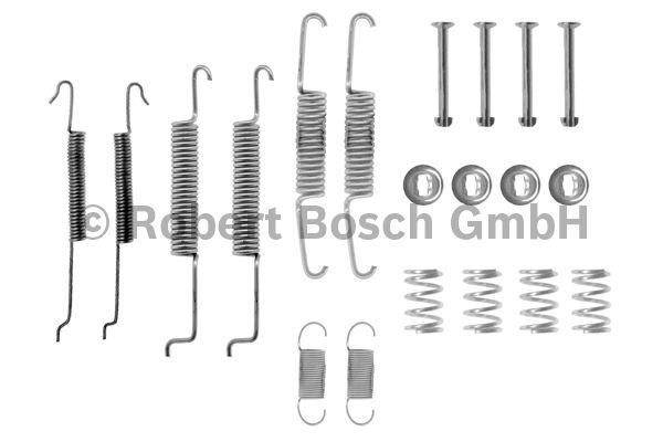 Kit d'accessoires, mâchoire de frein - BOSCH - 1 987 475 110
