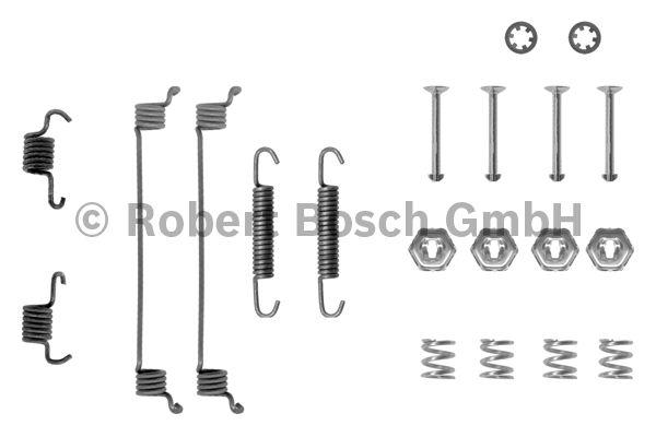 Kit d'accessoires, mâchoire de frein - BOSCH - 1 987 475 116