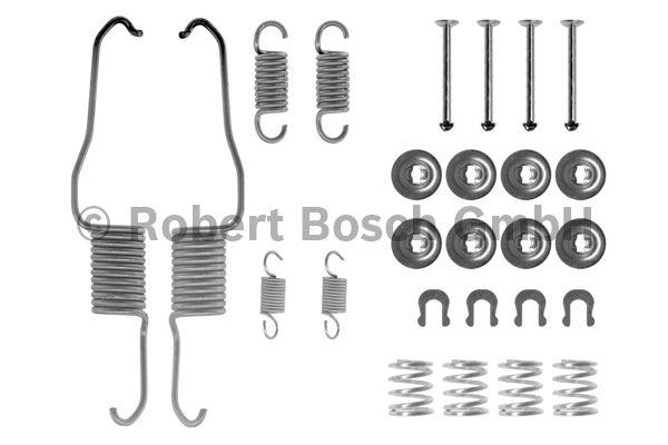 Kit d'accessoires, mâchoire de frein - BOSCH - 1 987 475 117