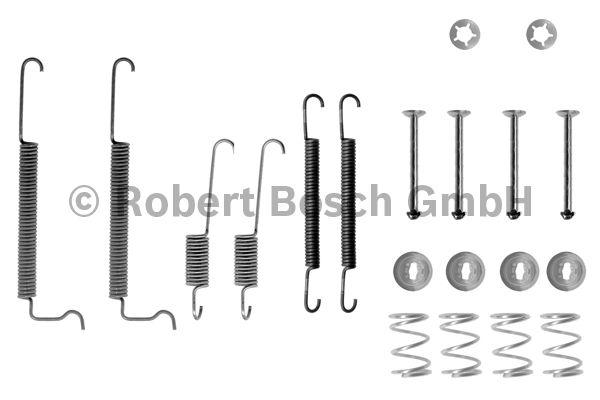 Kit d'accessoires, mâchoire de frein - BOSCH - 1 987 475 122