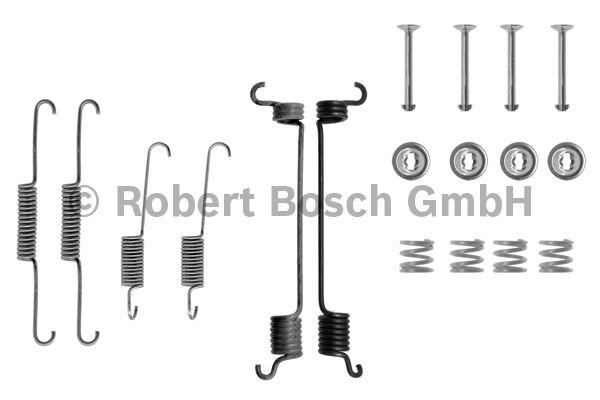 Kit d'accessoires, mâchoire de frein - BOSCH - 1 987 475 124
