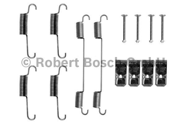 Kit d'accessoires, mâchoire de frein - BOSCH - 1 987 475 129