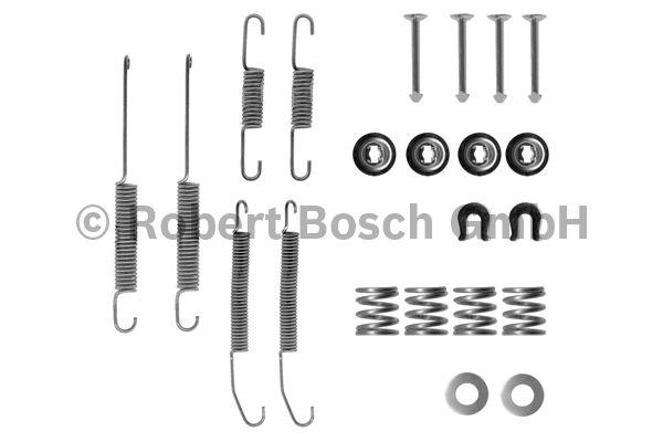Kit d'accessoires, mâchoire de frein - BOSCH - 1 987 475 131