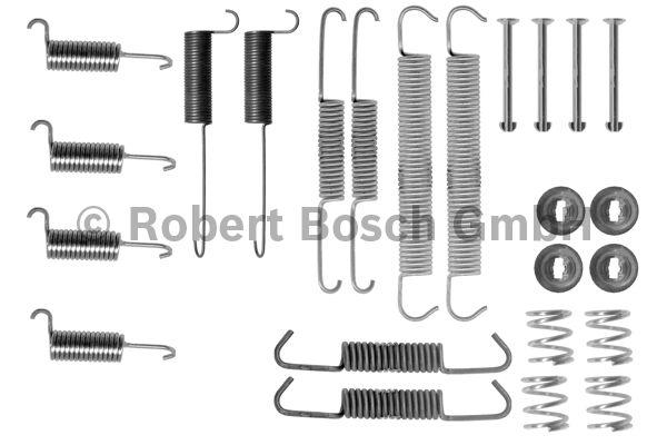 Kit d'accessoires, mâchoire de frein - BOSCH - 1 987 475 133