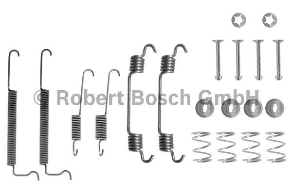 Kit d'accessoires, mâchoire de frein - BOSCH - 1 987 475 135