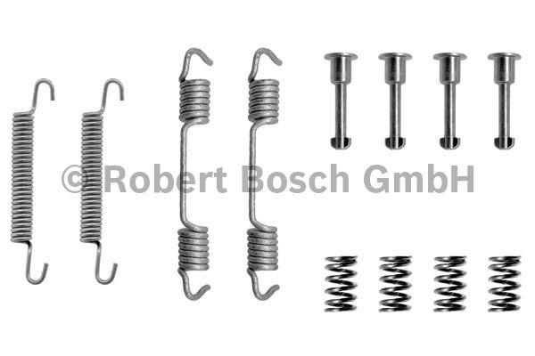 Kit d'accessoires, mâchoires de frein de stationnement - BOSCH - 1 987 475 136