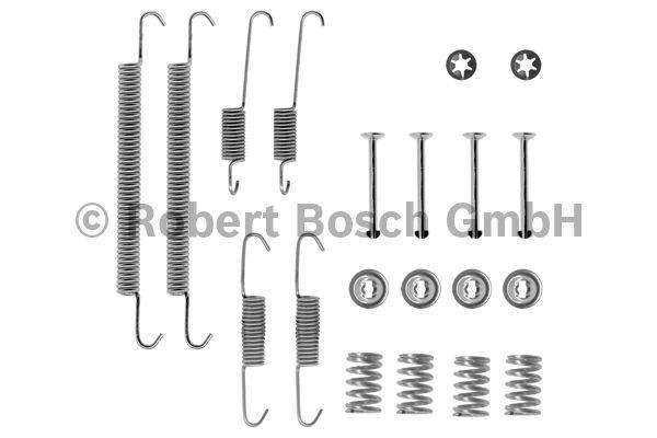 Kit d'accessoires, mâchoire de frein - BOSCH - 1 987 475 137