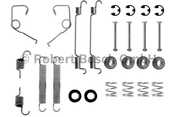 Kit d'accessoires, mâchoire de frein - BOSCH - 1 987 475 138