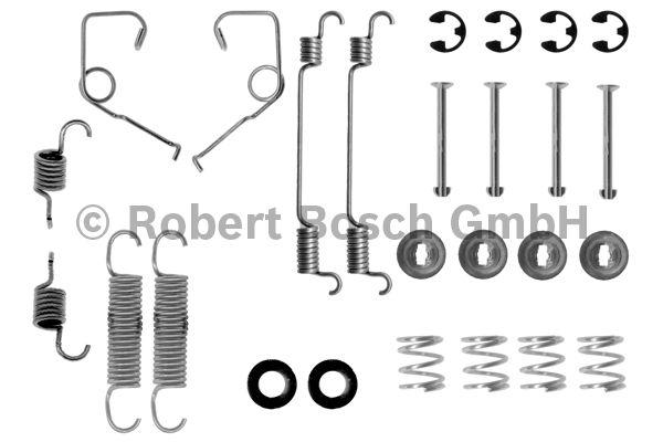 Kit d'accessoires, mâchoire de frein - BOSCH - 1 987 475 139