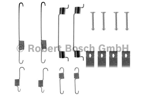 Kit d'accessoires, mâchoire de frein - BOSCH - 1 987 475 142
