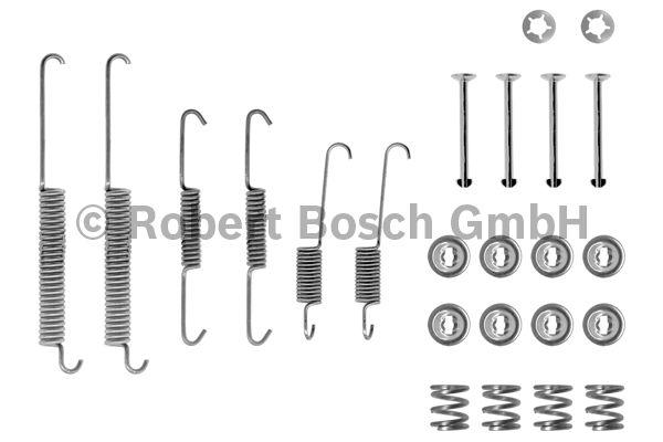 Kit d'accessoires, mâchoire de frein - BOSCH - 1 987 475 157