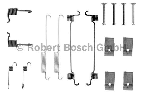 Kit d'accessoires, mâchoire de frein - BOSCH - 1 987 475 159