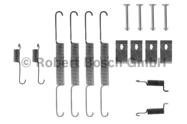 Kit d'accessoires, mâchoire de frein - BOSCH - 1 987 475 163