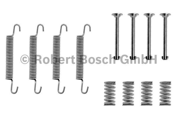 Kit d'accessoires, mâchoires de frein de stationnement - BOSCH - 1 987 475 166