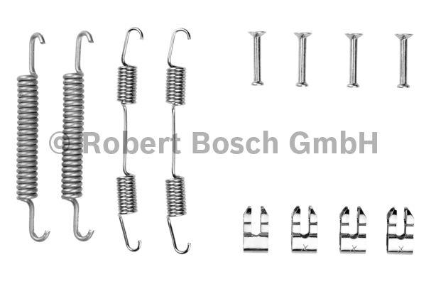 Kit d'accessoires, mâchoire de frein - BOSCH - 1 987 475 167