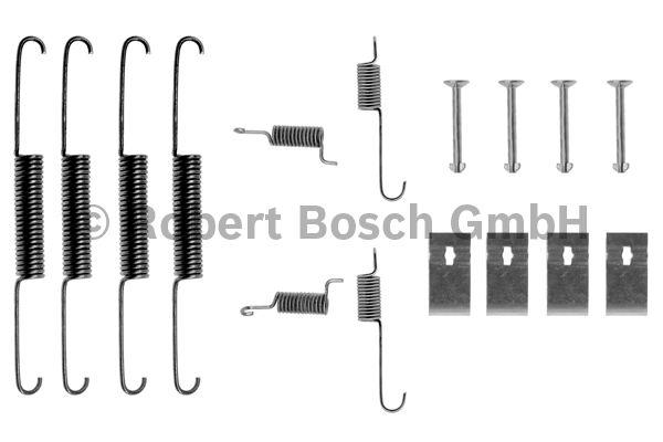 Kit d'accessoires, mâchoire de frein - BOSCH - 1 987 475 168