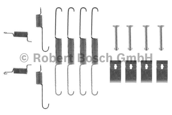 Kit d'accessoires, mâchoire de frein - BOSCH - 1 987 475 169