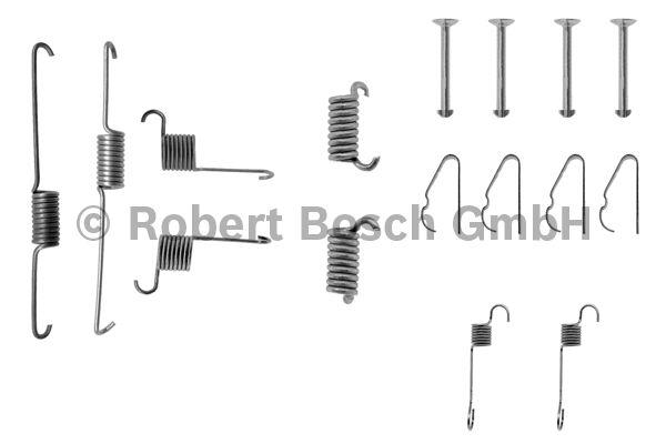 Kit d'accessoires, mâchoire de frein - BOSCH - 1 987 475 170
