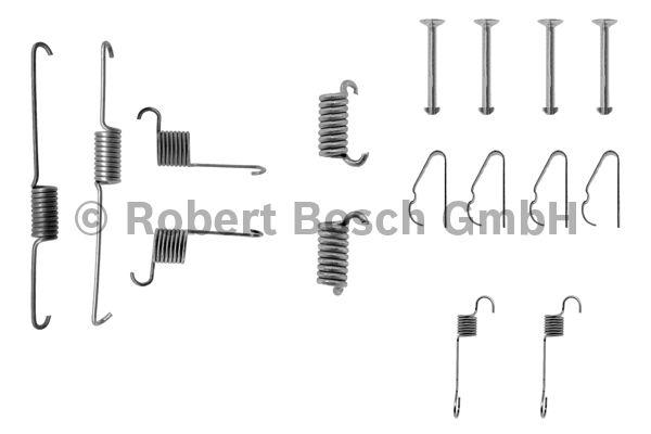 Kit d'accessoires, mâchoire de frein - BOSCH - 1 987 475 171