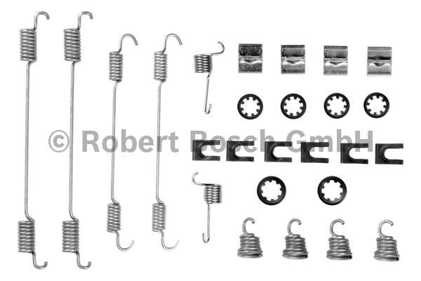 Kit d'accessoires, mâchoire de frein - BOSCH - 1 987 475 173