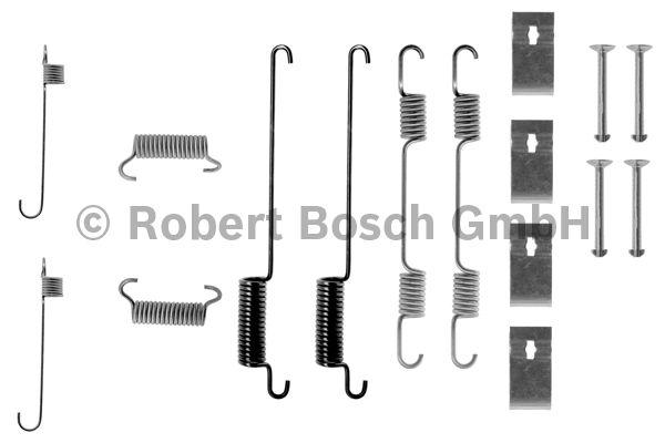 Kit d'accessoires, mâchoire de frein - BOSCH - 1 987 475 177