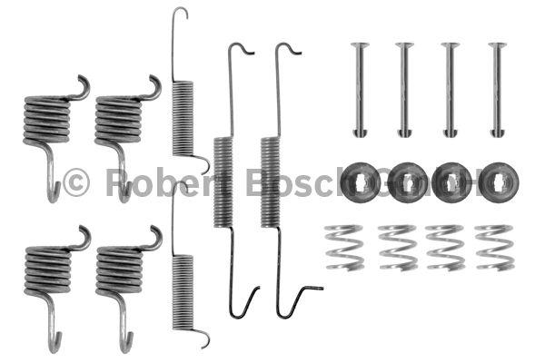 Kit d'accessoires, mâchoire de frein - BOSCH - 1 987 475 178