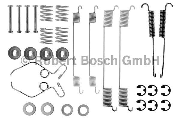Kit d'accessoires, mâchoire de frein - BOSCH - 1 987 475 180