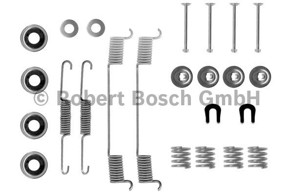 Kit d'accessoires, mâchoire de frein - BOSCH - 1 987 475 184