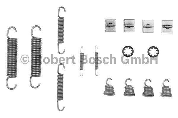 Kit d'accessoires, mâchoire de frein - BOSCH - 1 987 475 188