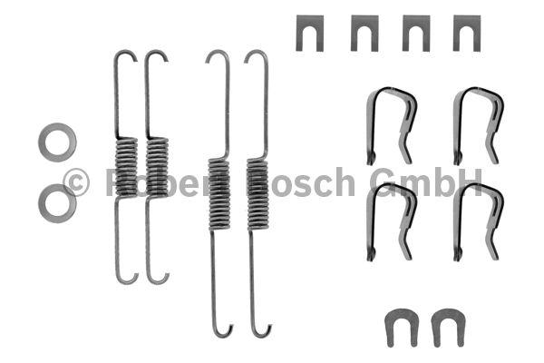 Kit d'accessoires, mâchoire de frein - BOSCH - 1 987 475 200
