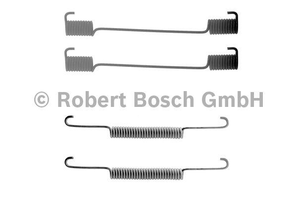 Kit d'accessoires, mâchoire de frein - BOSCH - 1 987 475 201