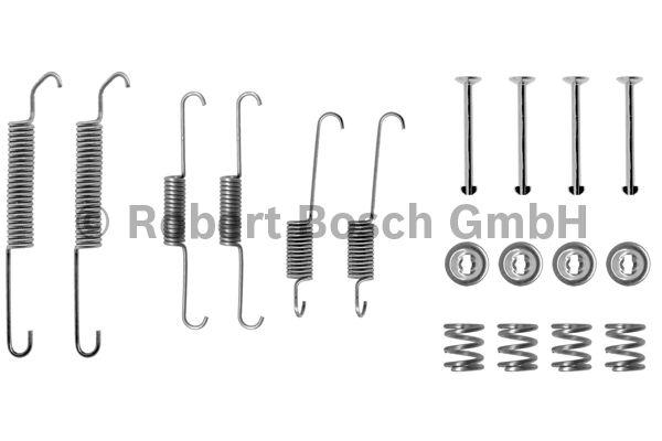 Kit d'accessoires, mâchoire de frein - BOSCH - 1 987 475 215