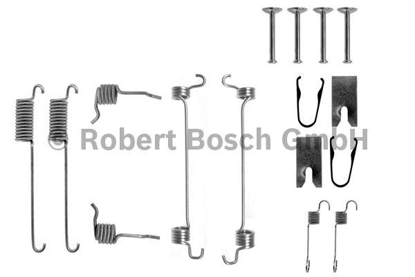 Kit d'accessoires, mâchoire de frein - BOSCH - 1 987 475 221