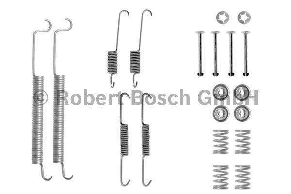 Kit d'accessoires, mâchoire de frein - BOSCH - 1 987 475 222