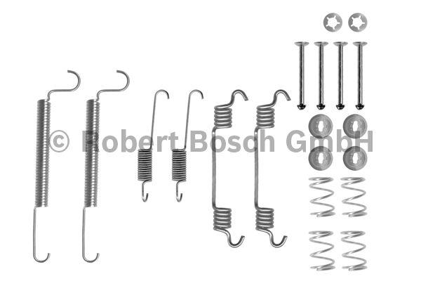 Kit d'accessoires, mâchoire de frein - BOSCH - 1 987 475 226