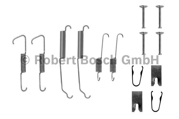 Kit d'accessoires, mâchoire de frein - BOSCH - 1 987 475 231