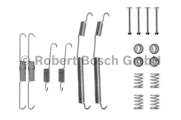 Kit d'accessoires, mâchoire de frein - BOSCH - 1 987 475 241